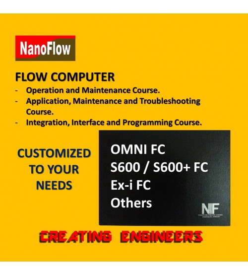 EDUCATIONAL SERVICE - Flow Computer